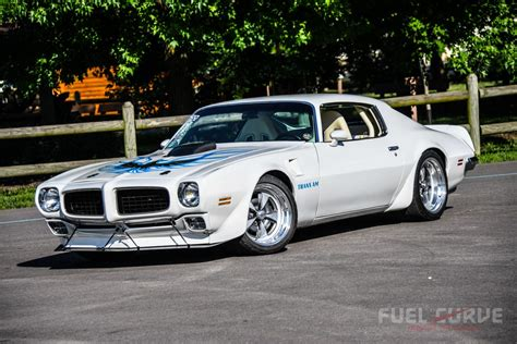 Slammed Trans Am by 1972 Trans Am Track Tested Finely Tuned Fuel Curve