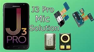 J3 Pro Mic - J330 Mic Jumper Working 100