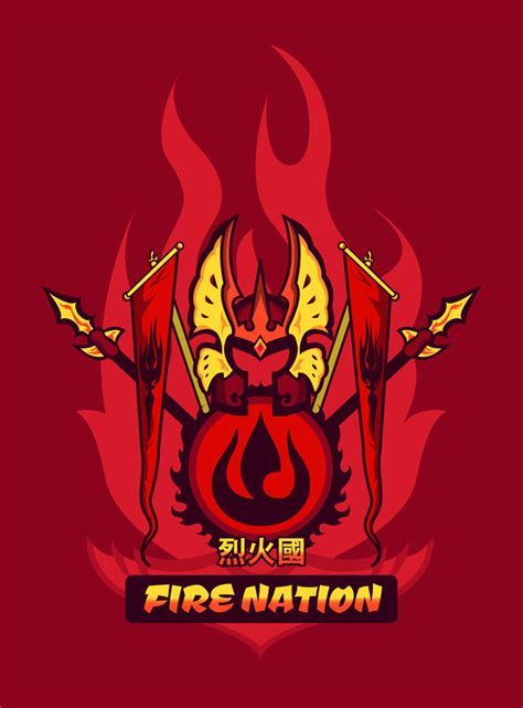 avatar nations series fire nation  marissa meza
