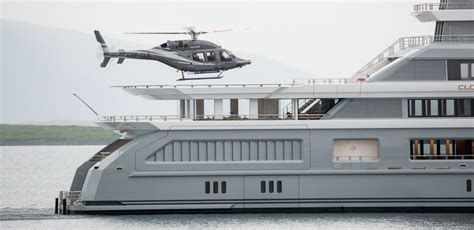 Yacht With Helicopter by Yachts For Sale With Helicopter