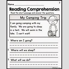 Freeprintablereadingcomprehensionworksheetsforkindergartenyearworksheetcoupdfand