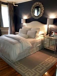 55, Romantic, Master, Bedroom, Decor, Ideas