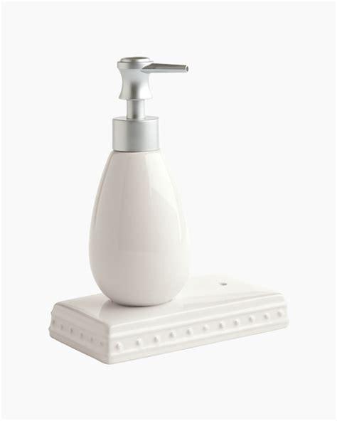 nora fleming soap dispenser  paper store
