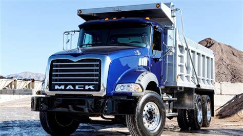 camion mack granite fondos de pantalla hd fondos de