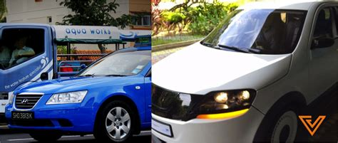 The Future Of Singapore's Taxi Industry Is Electric