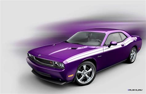 Dodge PLUM CRAZY 2016 Charger and Challenger