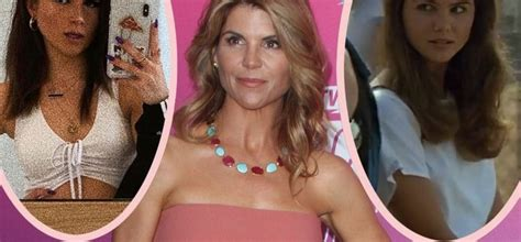 Lori Loughlin's Daughter Is A DEAD RINGER For Mom In ...