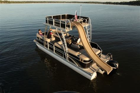 aquatic life pontoon boat boat cool boats