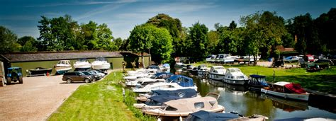 Boat Service Thames by Boat Mooring Boat Storage Thames Boat Services Wargrave