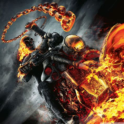 Ghost Rider 2 Hd Mobile Wallpapers Wallpaper Cave