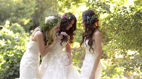 sa weddings enchanted forest styled shoot youtube