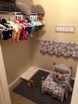 dog mom turned closet cute bedroom pooch