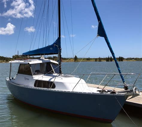 Small Sailing Boats For Sale Brisbane by Sunbird Motor Sailer Sailing Boats Boats For