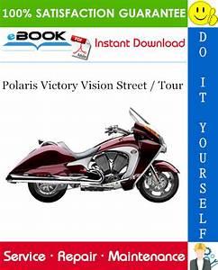 Best  U2606 U2606 2008 Polaris Victory Vision Street    Tour