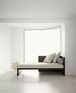 Calvin Klein Home : calvin klein home curator paint in lighter architectural silhouette around bed andy home ~ Yasmunasinghe.com Haus und Dekorationen