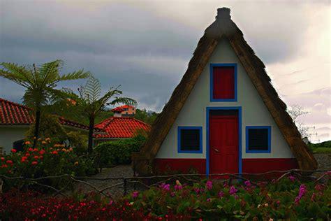 Die Holzhäuser In Santana Foto & Bild  Europe, Portugal