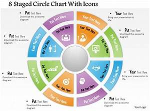 56017880 Style Cluster Concentric 8 Piece Powerpoint