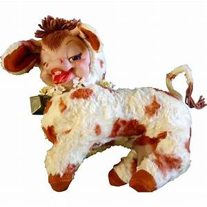 Rushton Stuffed Animal Cow Rushton Star Creations Daisy