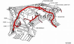 Electrical Wiring Diagram 2005 Kalos 24  Anti Lock Brake