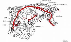 Electrical Wiring Diagram 2005 Kalos 24  Anti Lock Brake System  Abs