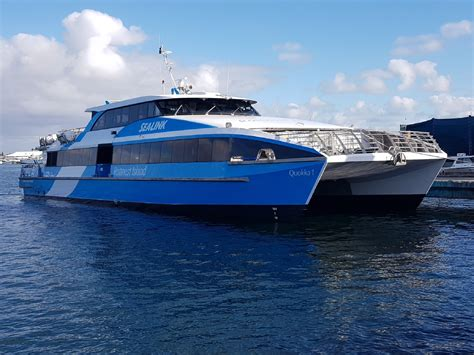 Rottnest Boat Landing Fee by Big Cruise Wrap Travel Weekly