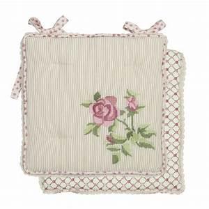 Galette De Chaise Maison Du Monde : perfect galette chaise garden roses with galette chaise ~ Melissatoandfro.com Idées de Décoration