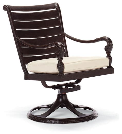 swivel rocker patio chair covers colonial swivel rocker dining chair cover sand