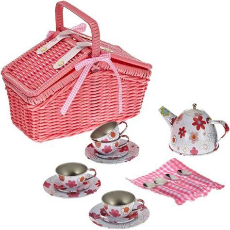 9980 Legler tējas piknika komplekts, metāla. 9980 | Lomu spēles | Rotaļlietas | Ekoloģiska un ...