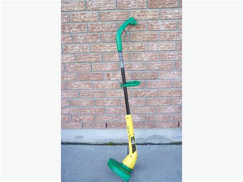 weed eater twistn edge electric grass trimmer orleans ottawa