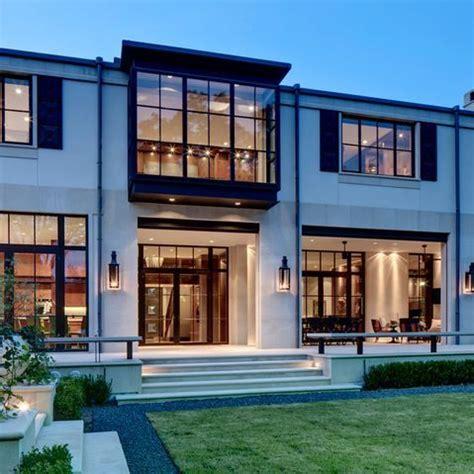 Modern Home Design Ideas Exterior by Modern Home Exterior Limestone Design Ideas Pictures