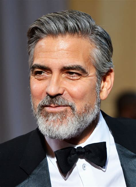 Post 50 Celebrities With Gray Hair Prove That Age Is Just