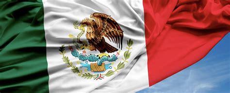 Historia de la bandera de méxico - Historia