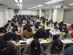 competition forcing south koreans students  attend