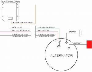 Diagram  John Deere Alternator Wiring Diagram