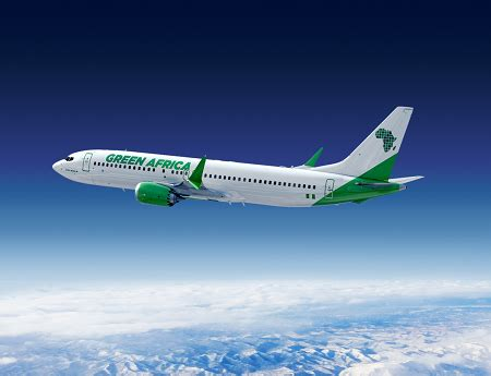 Boeing, Green Africa Airways Announce Landmark Commitment