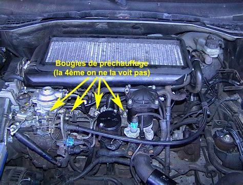 bougie de prechauffage 306 bougies de pr 233 chauffage r 233 paration m 233 canique aide panne auto forum autocadre