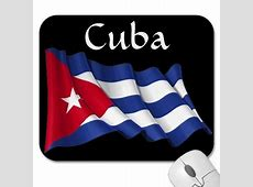 Cuba Flag Mousepad My Zazzle Photography & Designs