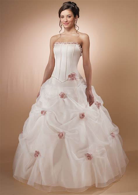 Gorgeous Wedding Dress Gorgeous Pink Wedding Dress