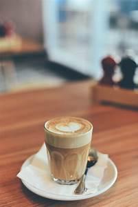 Verre à Café : tasse en verre avec du caf et une cuill re caf t l charger des photos gratuitement ~ Teatrodelosmanantiales.com Idées de Décoration