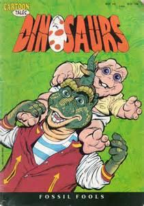 Dinosaurs TV Show Comic Book