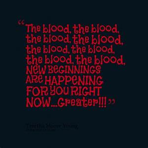 Blood And Love Quotes. QuotesGram