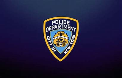 Nypd Wallpapers Shield Background Desktop Wallpaperup
