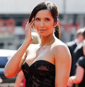 Padma Lakshmi scores a rare fashion miss at the Creative ...