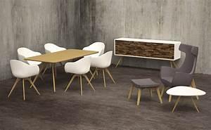 Designer Mobel Baumstammen