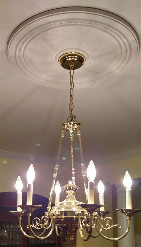 home depot chandeliers diane ceiling medallion project architectural depot
