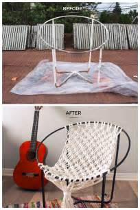 diy macrame hammock chair fish bull