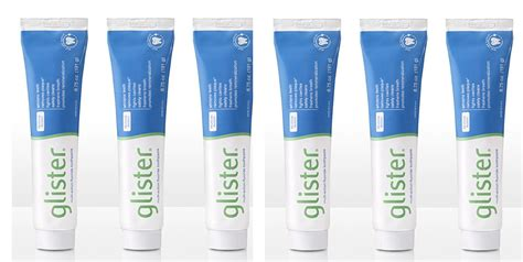 Glister Toothpaste Travel Size | Home & Beauty