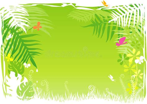 Green Powerpoint Background Stock Images Royalty Free Green Rainforest Background Royalty Free Stock Photo