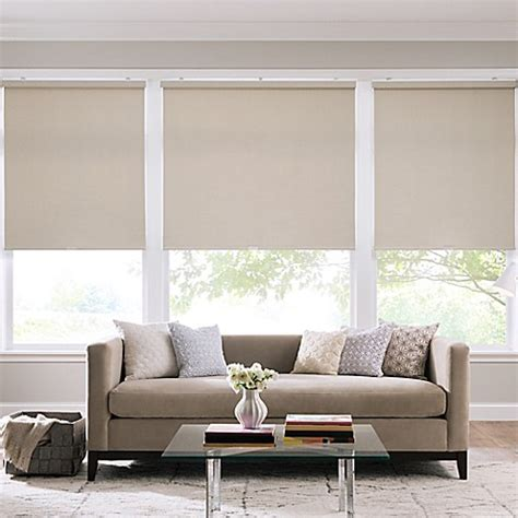 real simple blinds real simple 174 cordless roller shade www bedbathandbeyond