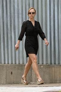 Christina Ricci in Short Dress -05 - GotCeleb